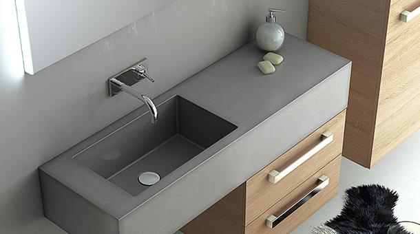 beton. Black Bedroom Furniture Sets. Home Design Ideas