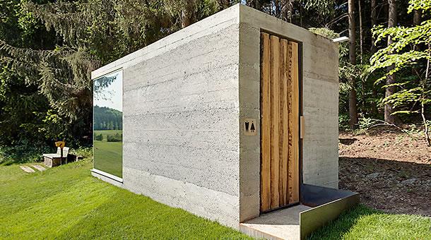 Genialer lokus - Beton architektur ...