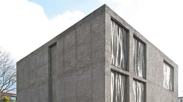solit rbau in besonderer sichtbetonoptik. Black Bedroom Furniture Sets. Home Design Ideas