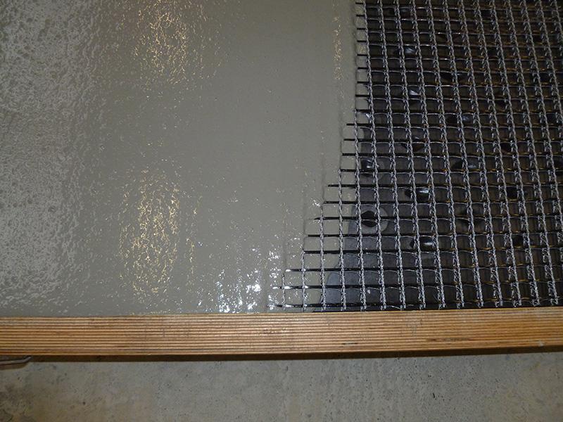Beton-Fassadenplatten mit 3D-Gitter-Bewehrung aus Carbonfasern ...