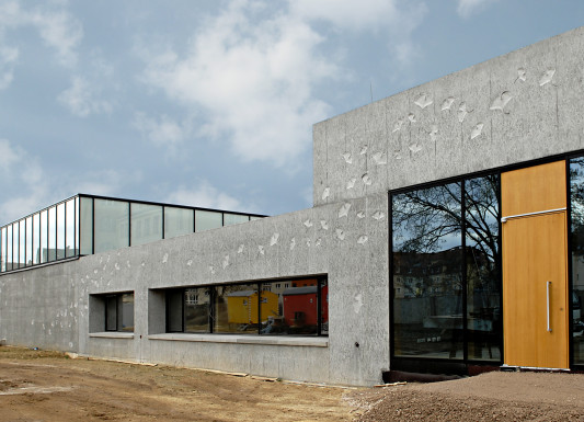 erweiterung des goethe gymnasiums in regensburg. Black Bedroom Furniture Sets. Home Design Ideas