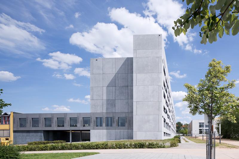 Technische universit t in chemnitz umbau ferdinand weinhold bau objekte - Architekt chemnitz ...