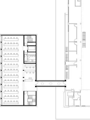 erweiterung der zentralbibliothek der hochschule m nchen. Black Bedroom Furniture Sets. Home Design Ideas