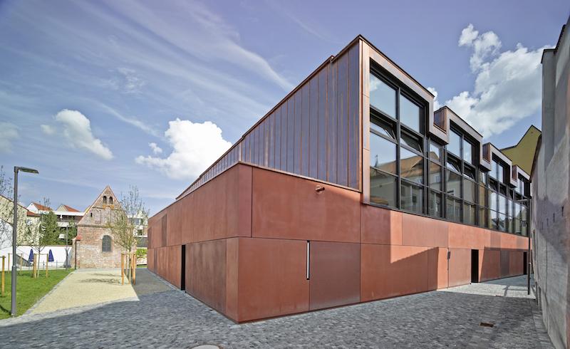turnhalle ursulinenrealschule in landshut einheit aus. Black Bedroom Furniture Sets. Home Design Ideas