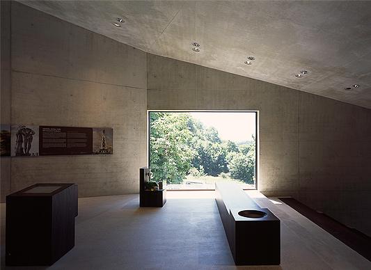 besucherzentrum herkules in kassel innovativer. Black Bedroom Furniture Sets. Home Design Ideas