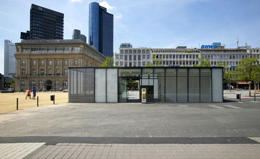 Goethe Parkhaus