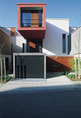 baublock 400 in neu ulm revitalisierung im blockinneren objekte. Black Bedroom Furniture Sets. Home Design Ideas