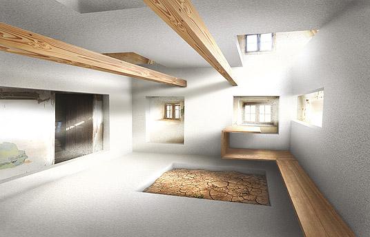 umbau eines denkmalgesch tzten bauernhauses in viechtach birg mich cilli objekte. Black Bedroom Furniture Sets. Home Design Ideas