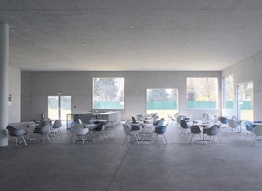 Zollverein school of management and design in essen for Design buros essen