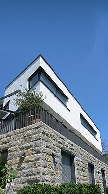 stadtvilla in freiburg sichtbeton im wohnbereich. Black Bedroom Furniture Sets. Home Design Ideas