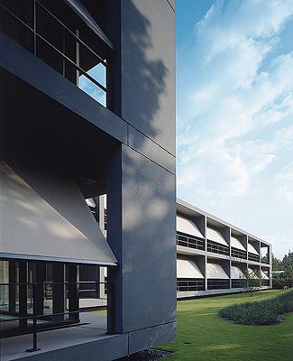 Ernsting service center in coesfeld lette gro z gige arbeitsatmosph re objekte - Ernsting architekt ...