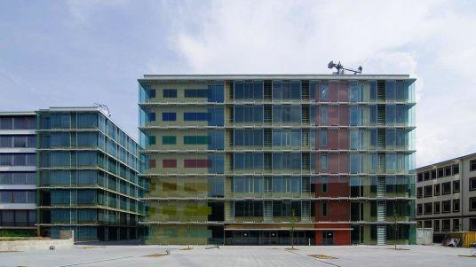 Verwaltungsbau der fh frankfurt pr zise ausf hrung des - Fh frankfurt architektur ...