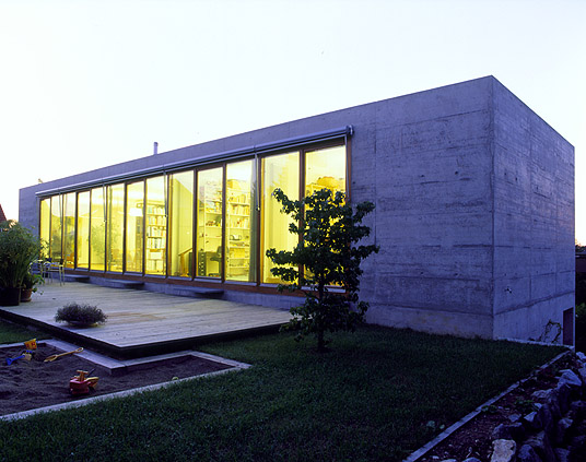 haus fink in wei enhorn bet render beton objekte. Black Bedroom Furniture Sets. Home Design Ideas