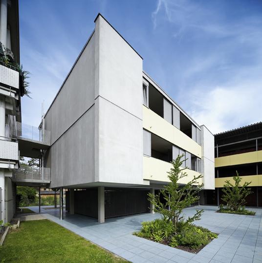 wohnzeile in ingolstadt klar gef gte betonfertigteile. Black Bedroom Furniture Sets. Home Design Ideas