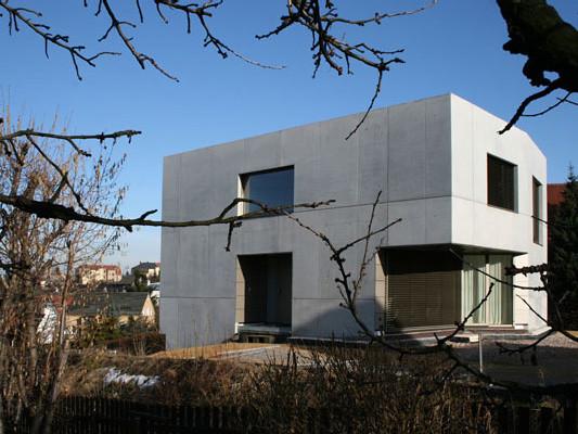 klare geometrie aus hellem sichtbeton maison du b233ton in