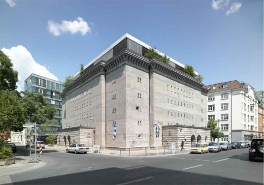 Wohnhaus Sammlung Boros In Berlin Umbau Eines