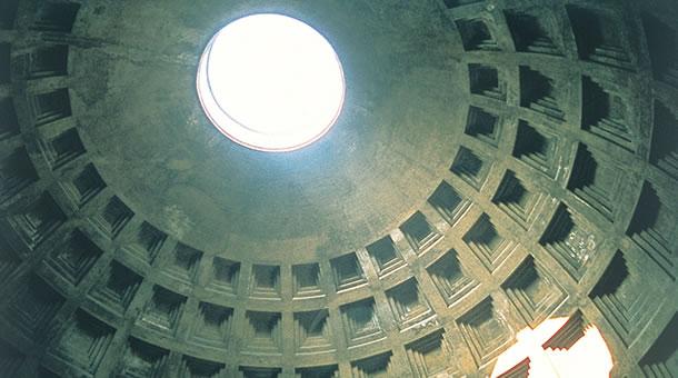 Fußboden Aus Beton Kreuzworträtsel ~ Geschichte des betons beton