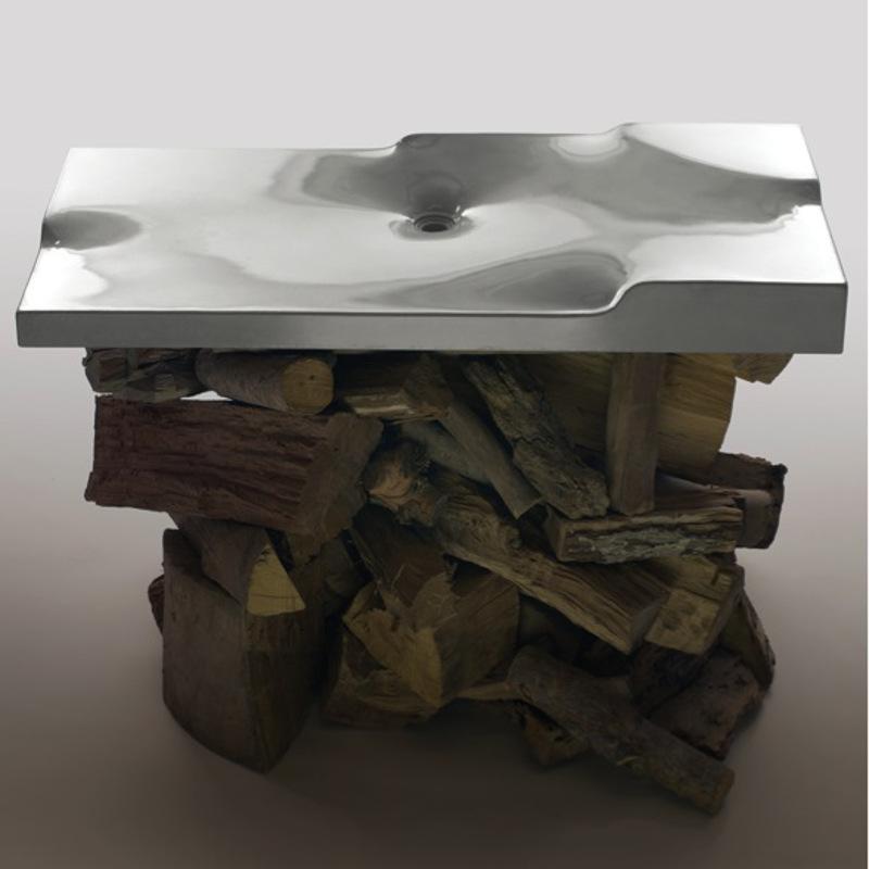 hard goods hochwertige betonm bel in scharfkantigem. Black Bedroom Furniture Sets. Home Design Ideas