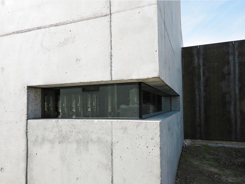 kelterhalle des weinguts bietigh fer in der s dpfalz. Black Bedroom Furniture Sets. Home Design Ideas