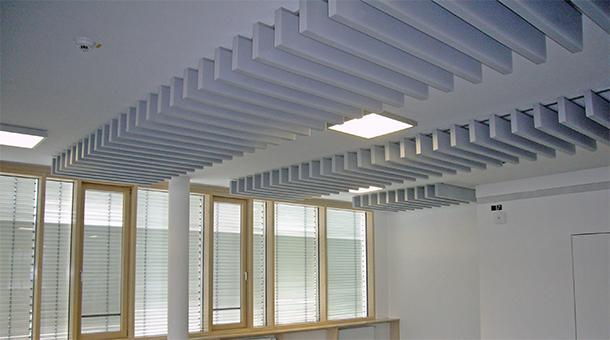 Schallschutz Wohnung Decke Schallschutz Im Innenraum Mit H Ngenden