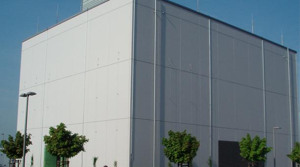 Faradayscher Käfig\' mit Betonfertigteilen - Beton.org