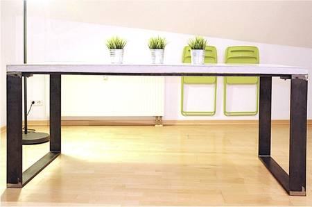 jung und grau wohnaccessoires und m bel aus beton. Black Bedroom Furniture Sets. Home Design Ideas